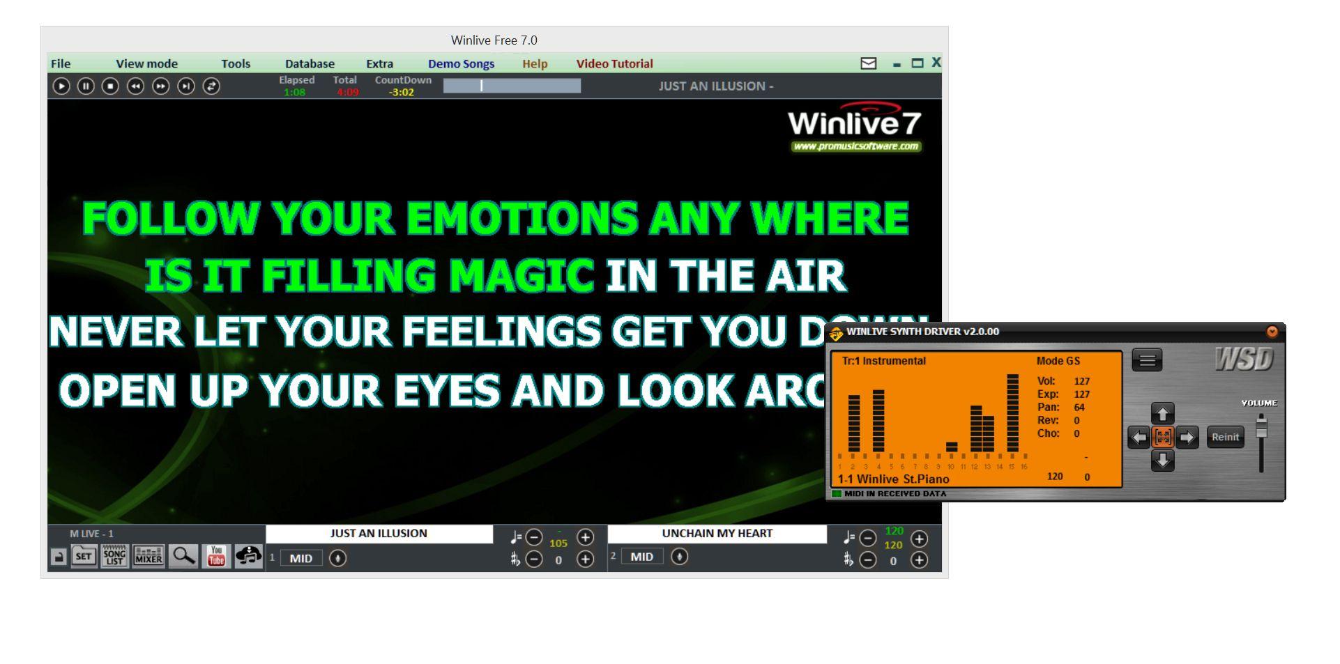 Vanbasco karaoke free download for windows 7 64 bit | ЕНТ
